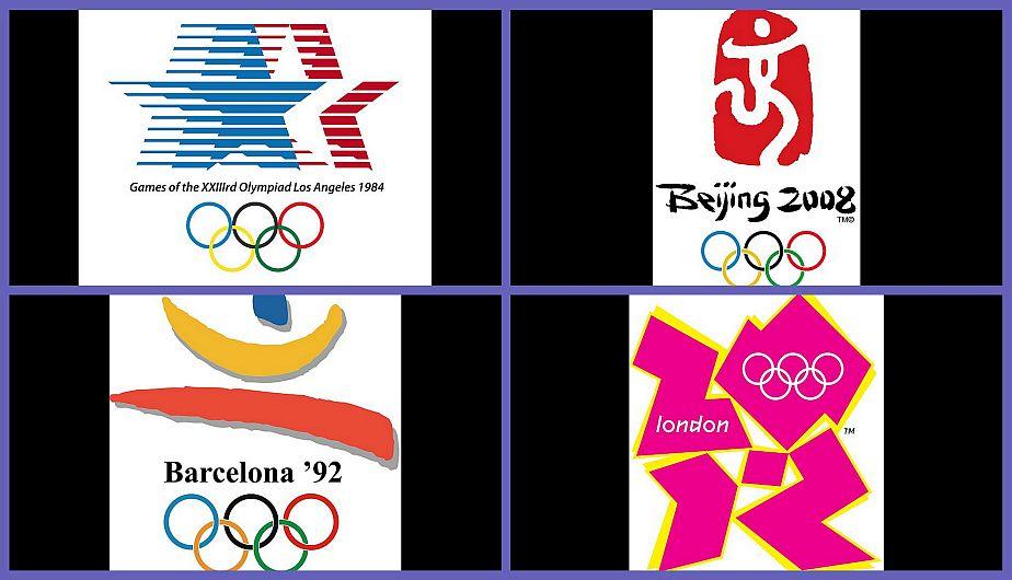 Con Tokio 2020 Los Logotipos De Los Ultimos 10 Juegos Olimpicos