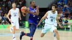 Estados Unidos venció 96-66 a Serbia y ganó medalla de oro en Río 2016 - Noticias de carmelo anthony