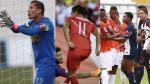 Alianza Lima y los otros goles polémicos que hubo en el fútbol peruano - Noticias de víctor hugo rivera