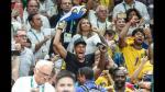 Río 2016: la alegría de Neymar tras el oro de Brasil en voleibol masculino - Noticias de medallero