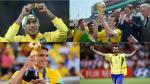 Los grandes capitanes del 'scratch' que también le dieron un título a Brasil - Noticias de fútbol peruano 2013