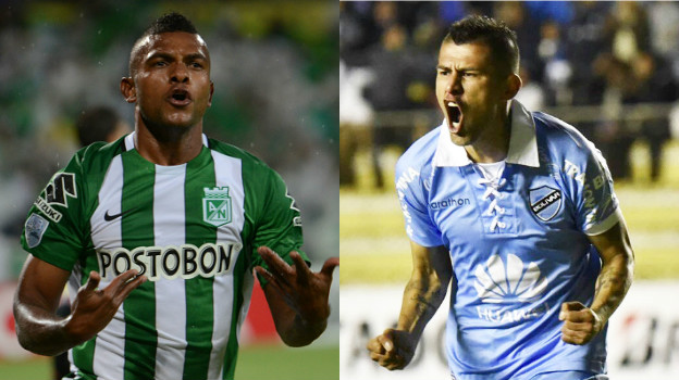 Atlético Nacional vs. Bolívar: hoy se enfrentan por Copa Sudamericana