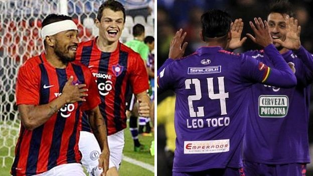 Resultado de imagem para Cerro Porteño vs Real Potosí