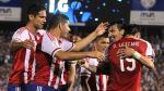 Paraguay presentó lista de convocados para fechas 7 y 8 de Eliminatorias - Noticias de diego villar