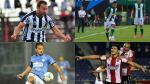 Copa Sudamericana: los futbolistas extranjeros que tuvieron un paso en el Perú - Noticias de brian sarmiento