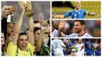 Ronaldo armó su once ideal con los mejores de la historia ¿A quién olvidó? - Noticias de fabio cannavaro