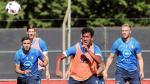 Renato Tapia superó una varicela y volvió a entrenar con Feyenoord - Noticias de paolo guerrero