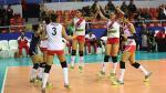 Perú venció 3-0 a Venezuela en su debut en el Sudamericano Sub 18 de Vóley - Noticias de nicole elizabeth wileman heresi
