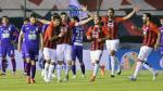 Cerro Porteño goleó 6-0 al Real Potosí por segunda etapa de Copa Sudamericana - Noticias de diego bejarano