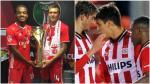 Champions League: los grupos de Carrillo y Da Silva tras el sorteo - Noticias de mónaco fc