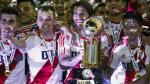 River Plate derrotó 2-1 a Santa Fe y es campeón de la Recopa Sudamericana - Noticias de huracán humberto