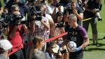 Cillessen en Barcelona: así fue la presentación del nuevo arquero azulgrana - Noticias de ajax