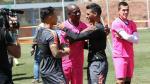 Selección Peruana: las mejores postales del quinto día de entrenamiento en Cusco - Noticias de cesar loyola