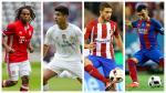 ¿Las próximas figuras? Los jóvenes a seguir en la Champions League - Noticias de sorteo
