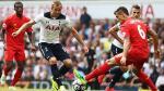 Liverpool y Tottenham empataron 1-1 en White Hart Lane por Premier League - Noticias de casa walker