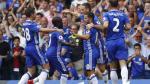 Chelsea goleó 3-0 al Burnley por la tercera fecha de la Premier League - Noticias de victor moses