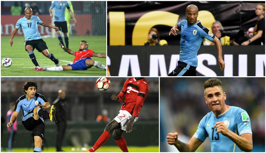La selección llegó a Mendoza; Lodeiro será titular ante Argentina