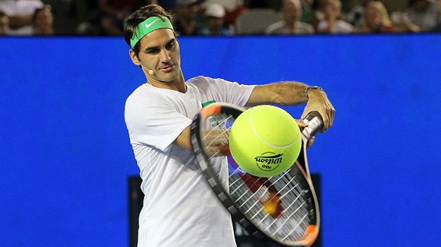 La brillante publicidad donde Federer se transforma en las glorias del tenis