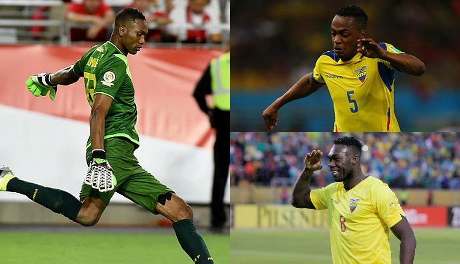 Ecuador está como co-líder de las Eliminatorias Rusia 2018. El jueves enfrentará a Brasil. (Getty Images)