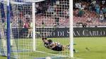 Romagnoli y el dilema del gol en una de las jugadas más curiosas de la Serie A - Noticias de jose callejon