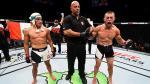 Enrique Barzola: sus gestos de desconcierto tras polémica derrota en UFC - Noticias de kyle bochniak
