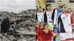 Siria continúa el sueño del Mundial en medio de la pesadilla de la guerra - Noticias de peleas esto es guerra