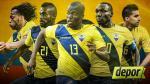 """Ecuador: """"La selección está en su mejor momento en Eliminatorias"""" - Noticias de doble identidad"""