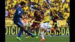 Colombia ante Venezuela: las mejores postales del partido por Eliminatorias - Noticias de argentina italia amistoso