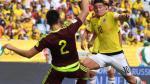 Colombia ganó 2-0 a Venezuela en Barranquilla por Eliminatorias Rusia 2018 - Noticias de previa perú uruguay fútbol en américa
