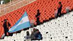 Argentina ante Uruguay: así se vive la previa en el Estadio Malvinas - Noticias de leo rodriguez