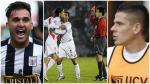 A lo Gary Medel: futbolistas que insultaron a los árbitros en pleno partido - Noticias de mario vera