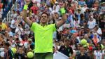 US Open: Del Potro pidió hablar en español para agradecer a sus seguidores - Noticias de billie jean king