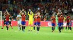 La selección de España lleva 23 años sin perder por Eliminatorias al Mundial - Noticias de javier clemente