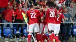 Suiza derrotó 2-0 a Portugal por las Eliminatorias para Rusia 2018 - Noticias de selección de islas feroe