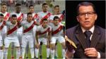 Daniel Peredo afirma que Farfán debe tener una oportunidad en la Selección - Noticias de diego latorre
