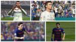 FIFA 17: Cristiano, Messi y los 10 mejores jugadores en el videojuego - Noticias de mundialmente