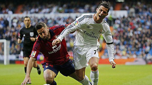 Real Madrid Vs Osasuna Cu Ndo Y C Mo Ver Partido Por La