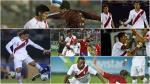 Selección Peruana: los jugadores más jóvenes en debutar en las últimas Eliminatorias - Noticias de daniel zambrano