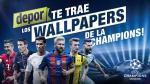 Depor te regala los Wallpapers con los mejores equipos de la Champions League - Noticias de arsenal fc