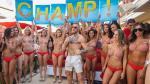 UFC: la fiesta de Conor McGregor con alcohol y música electrónica - Noticias de diaz vega