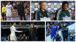 José Mourinho: los jugadores con más partidos bajo la dirección del portugués - Noticias de frank lampard