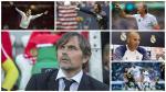 Europa League y Champions League: el once con los técnicos que fueron futbolistas - Noticias de sorteo