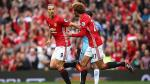 Manchester United ante City: Ibrahimovic marcó por blooper de Bravo - Noticias de john wayne