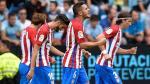Atlético de Madrid goleó 4-0 al Celta de Vigo por la Liga Santander - Noticias de luis cabral