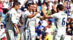 Real Madrid goleó 5-2 a Osasuna en el Bernabéu por la Liga Santander - Noticias de danilo garcia