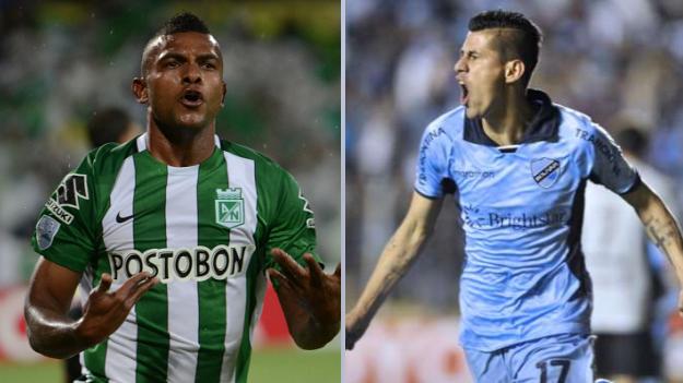 Atlético Nacional vs. Bolívar EN VIVO