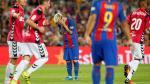 Barcelona: rostros de decepción tras perder ante el recién ascendido Alavés - Noticias de ibai gomez
