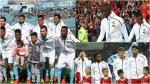 Cristal presentó casaca idéntica a la del Real Madrid y Manchester United - Noticias de real garcilaso