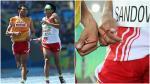 Juegos Paralímpicos: Luis Sandoval rompió su récord personal en Río 2016 - Noticias de glaucoma