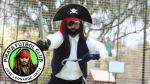Copa Perú: Conoce al 'Pirata' Jack Sparrow, el hincha más original - Noticias de jack sparrow